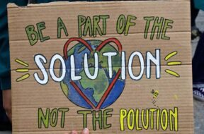 Climate Campaign solution pollution